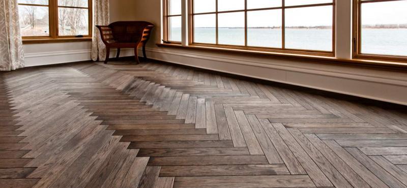 Finished vs Unfinished Wood Flooring Bid for Floors